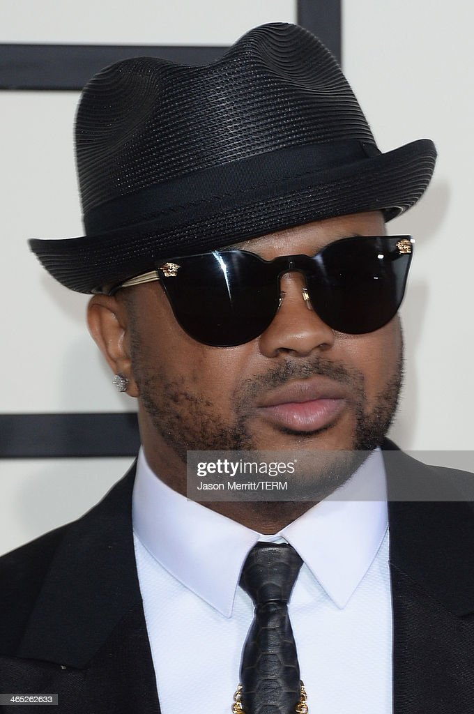 Producer The-Dream attends the 56th GRAMMY Awards at Staples Center on January 26, 2014 in Los Angeles, California.