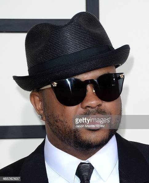 Producer TheDream attends the 56th GRAMMY Awards at Staples Center on January 26 2014 in Los Angeles California
