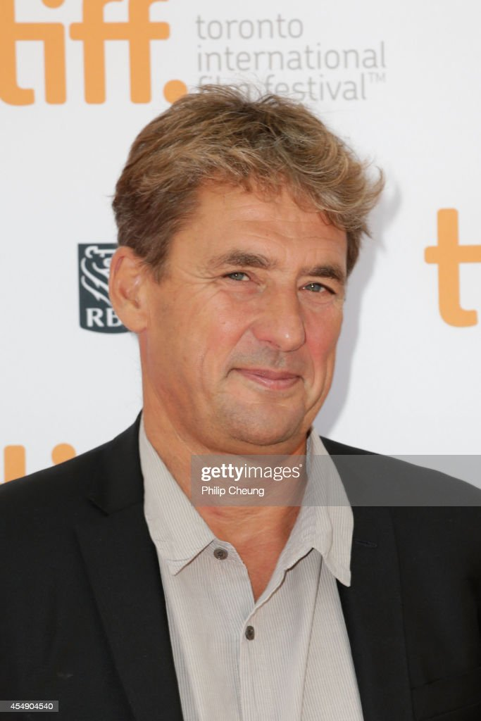 Producer Tim Bevan attends the premiere of 'The Theory Of Everything' during the 2014 Toronto International Film Festival at Princess of Wales...