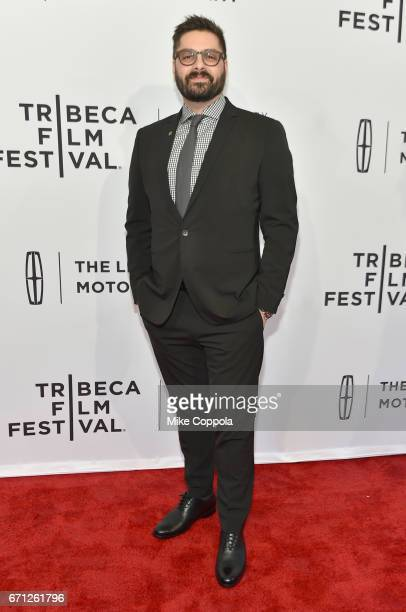 Producer Tim Pastore attends the 'LA 92' Premiere during 2017 Tribeca Film Festival at SVA Theatre on April 21 2017 in New York City