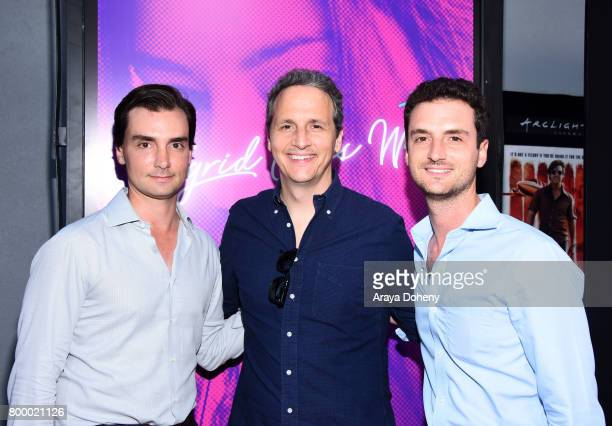 Producer Tim White Neon's Tom Quinn and producer Trevor White attend the Closing Night Screening of 'Ingrid Goes West' during the 2017 Los Angeles...