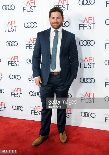Producer Tim Zajaros attends AFI FEST 2017 Presented by Audi Opening Night Gala Screening Of Netflix's 'Mudbound' at TCL Chinese Theatre on November...