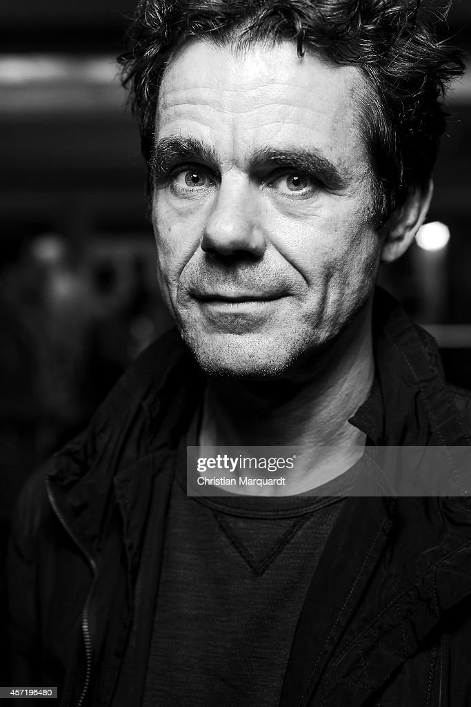 Producer Tom Tykwer attends the 'Veve' Premiere at Babylon on October 13 2014 in Berlin Germany