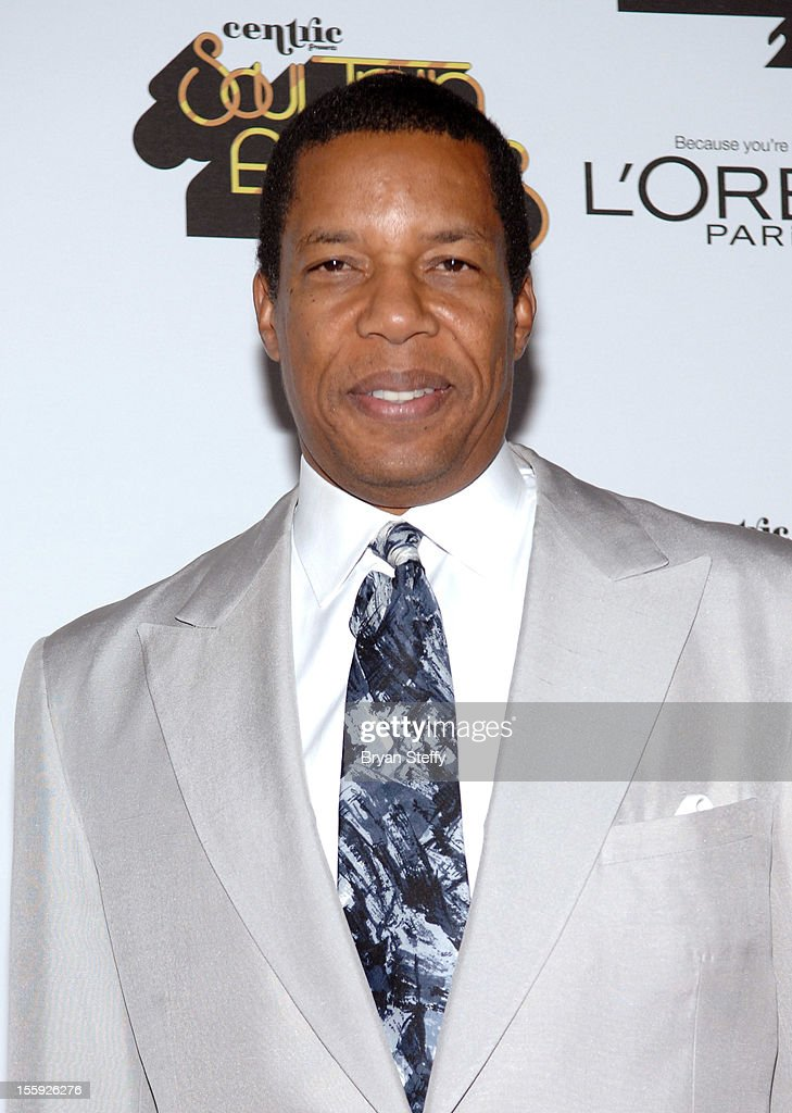 Producer Tony Cornelius arrives at the Loreal Style Stage at the Soul Train Awards 2012 at PH Live at Planet Hollywood Resort & Casino on November 8, 2012 in Las Vegas, Nevada.