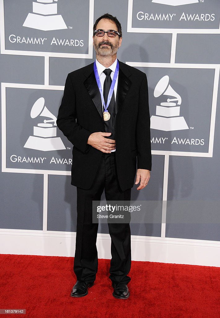 Producer Tony Maserati attends the 55th Annual GRAMMY Awards at STAPLES Center on February 10, 2013 in Los Angeles, California.