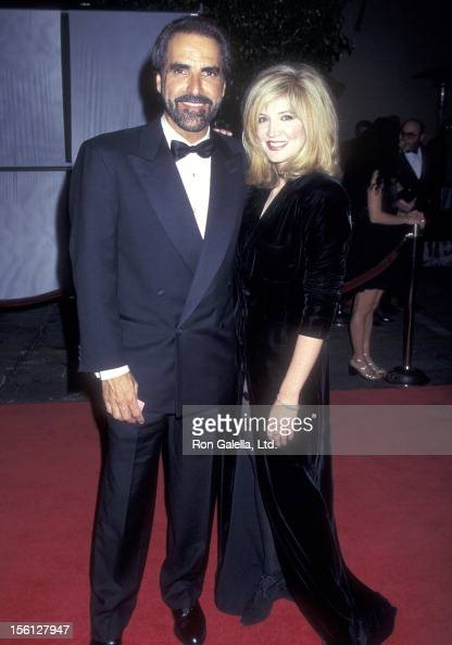 girlfriend Crystal Bernard with her ex-boyfriend Tony Thomas
