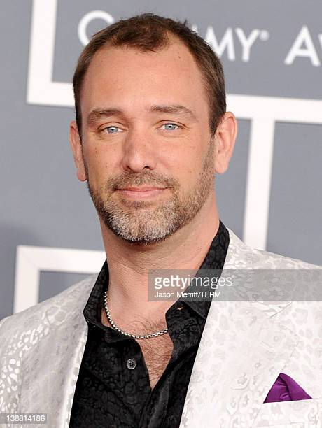 Producer Trey Parker arrives at the 54th Annual GRAMMY Awards held at Staples Center on February 12 2012 in Los Angeles California