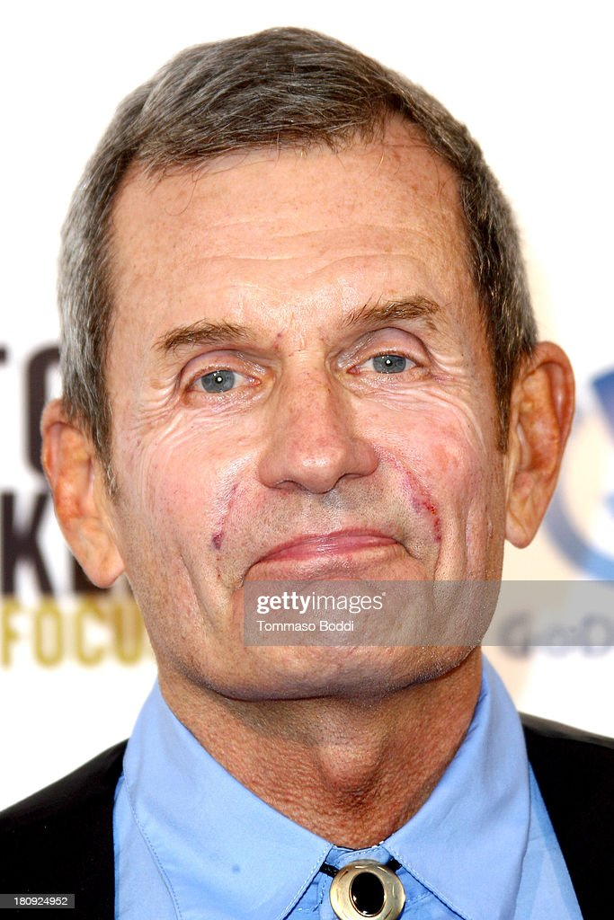 Producer W. Cameron Tucker attends the 'Butch Walker: Out Of Focus' Los Angeles premiere at Laemmle's Music Hall 3 on September 17, 2013 in Beverly Hills, California.