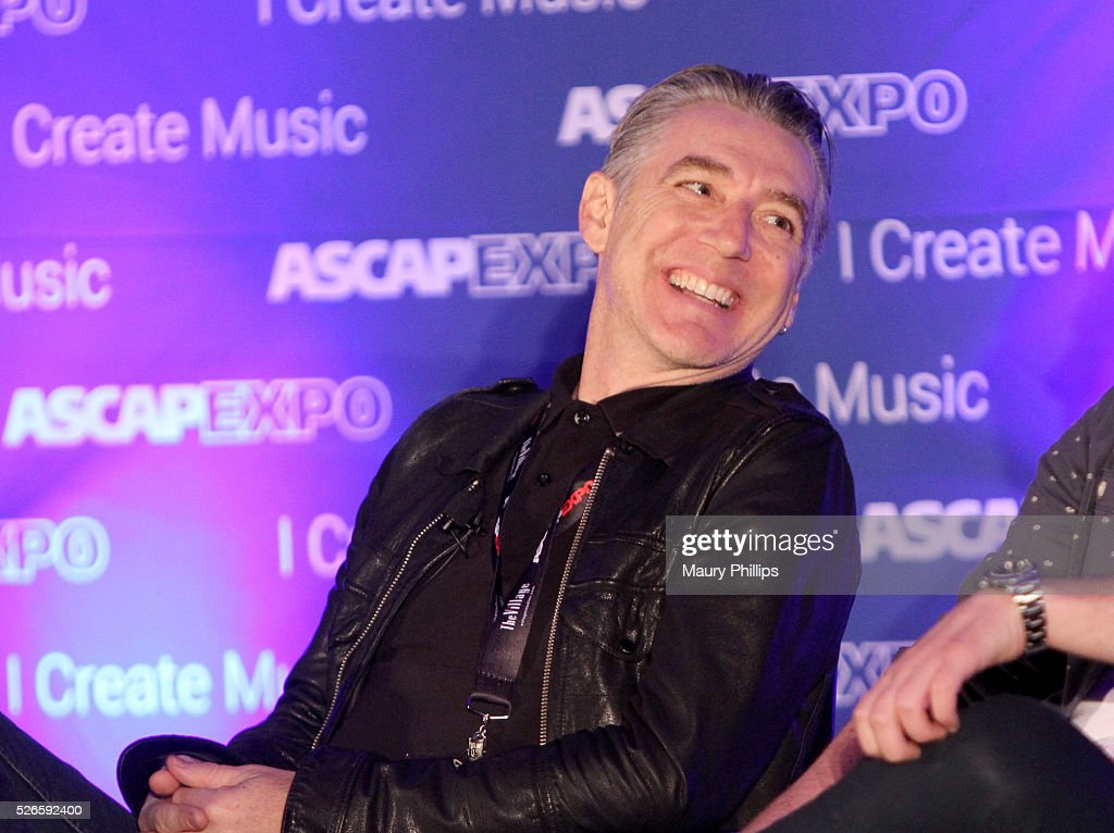 Producer Wally Gagel speaks onstage during the 2016 ASCAP 'I Create Music' EXPO on April 30, 2016 in Los Angeles, California.