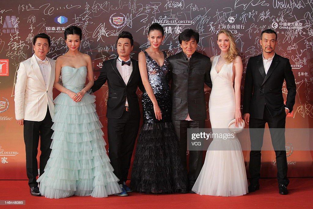 The 15th Shanghai International Film Festival