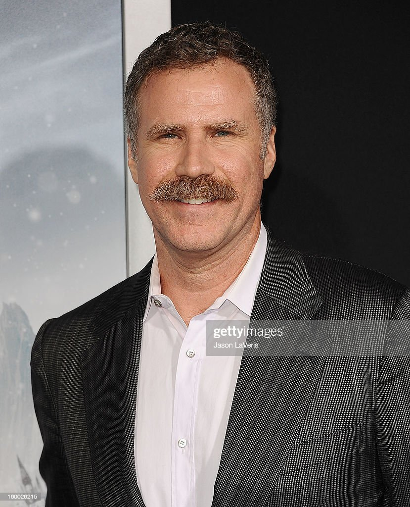 Producer Will Ferrell attends the premiere of 'Hansel & Gretel: Witch Hunters' at TCL Chinese Theatre on January 24, 2013 in Hollywood, California.