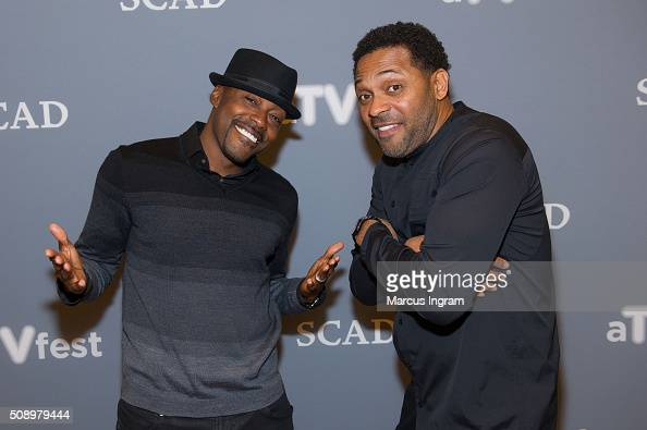 Producer Will Packer and actor Mike Epps attend 'Uncle Buck' event during SCAD aTVfest 2016 Day 4 at the Four Seasons Atlanta Hotel on February 7...
