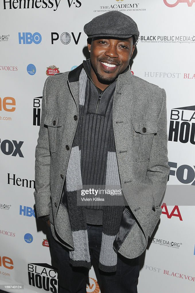 Producer Will Packer attends the Academy Conversation With Will Packer At Sundance Film Festival - 2013 Park City on January 19, 2013 in Park City, Utah.