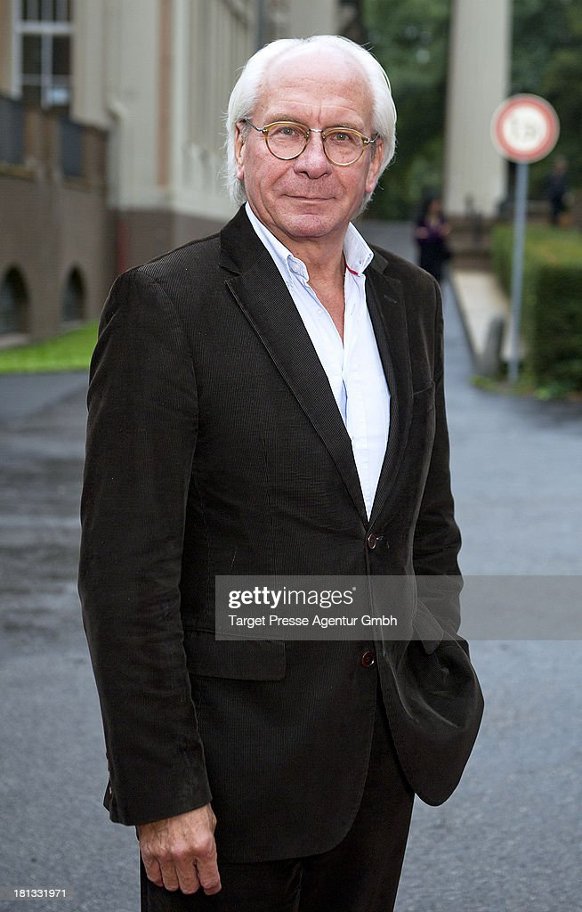Producer Wolf Bauer attends the 'Fest der Eleganz und Intelligenz' at Villa Siemens on September 20, 2013 in Berlin, Germany.