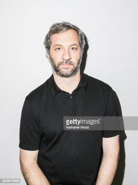 Producer writer director actor and comedian Judd Apatow for Esquire Magazine on November 11 2016 in Los Angeles California ON DOMESTIC EMBARGO UNTIL...