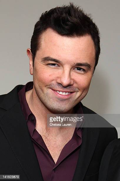 Producer / writer Seth Macfarlane attends The Good Shepherd Center's annual gala this year honoring Mark Wahlberg and his wife Rhea on March 17 2012...