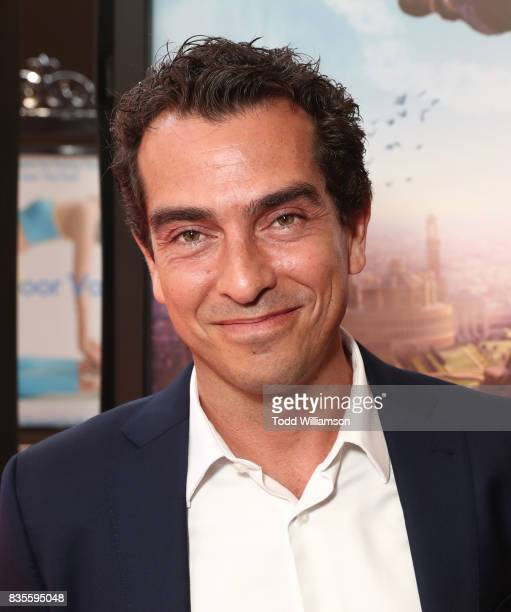 Producer Yann Zenou attends the premiere Of The Weinstein Company's 'Leap' at Pacific Theatres at The Grove on August 19 2017 in Los Angeles...