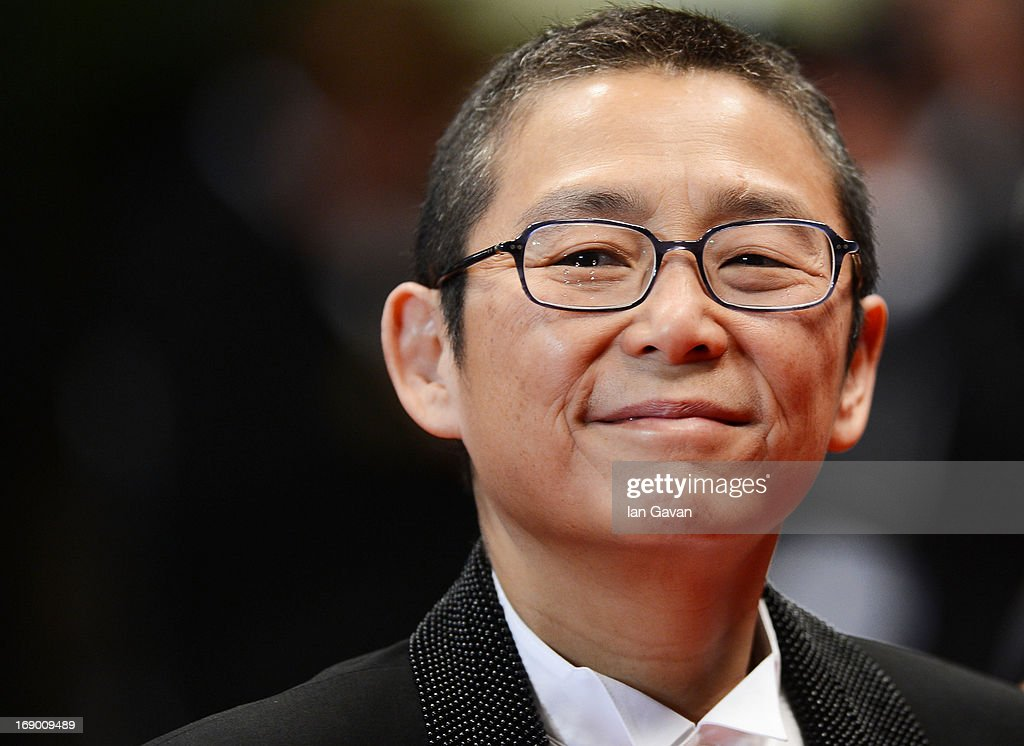 Producer Yu Tsang attends the 'Bends' Premiere during The 66th Annual Cannes Film Festival at the Palais des festivals on May 18, 2013 in Cannes, France.