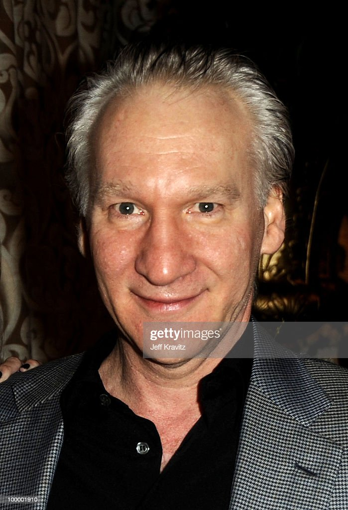 Producer/actor Bill Maher arrives to the HBO premiere of 'The Special Relationship' held at Directors Guild Of America on May 19, 2010 in Los Angeles, California.
