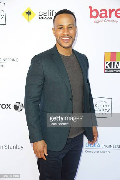 Producer/actor Devon Franklin arrives at the 5th Annual Ladylike Day at UCLA on December 17 2016 in Los Angeles California