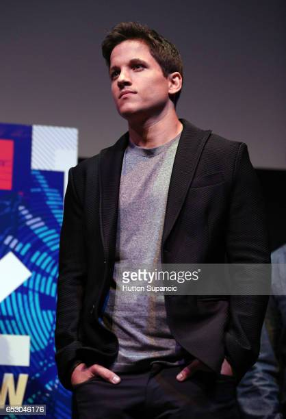 Producer/actor Mike C Manning attends the premiere of 'MFA' during 2017 SXSW Conference and Festivals at Stateside Theater on March 13 2017 in Austin...