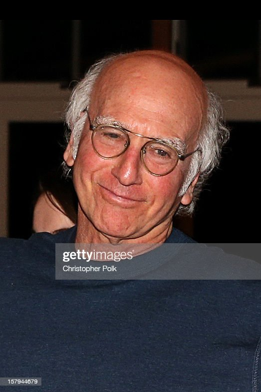 Producer/actor/writer Larry David attends the Deer Valley Celebrity Skifest at Deer Valley Resort on December 7, 2012 in Park City, Utah.