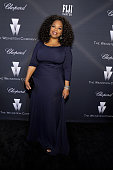 Producer/actress Oprah Winfrey attends The Weinstein Company's Academy Awards Nominees Dinner in partnership with Chopard DeLeon Tequila FIJI Water...