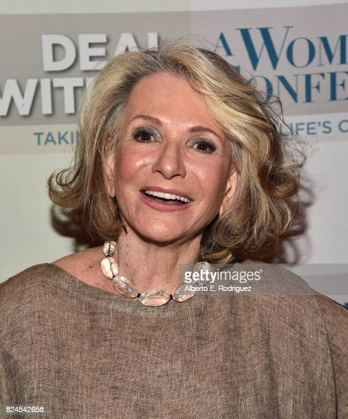 Producer/author Sheila Nevins attends the MPTF's 5th Annual Women's Conference at Montage Beverly Hills on July 30 2017 in Beverly Hills California