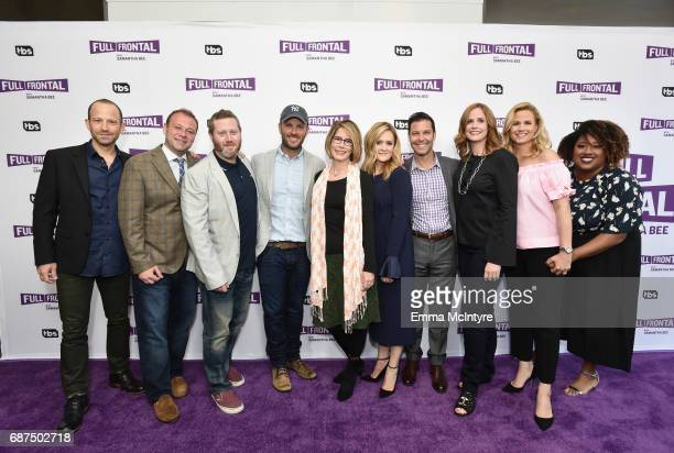 Producer/contributer Mike Rubens Supervising Producer Pat King Executive producer Miles Kahn SVP of Original Programming at TBS Thom Hinkle Executive...