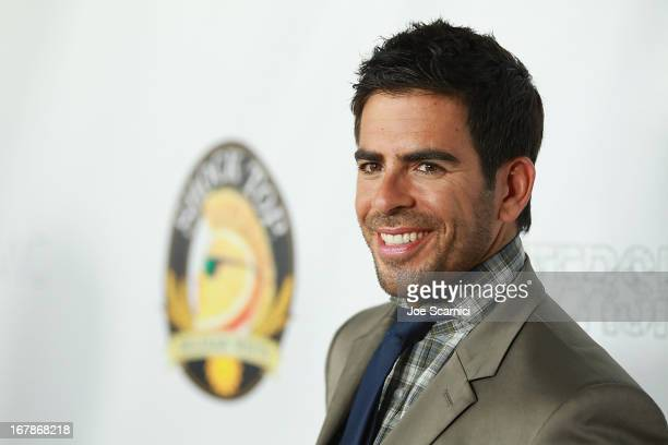 eli roth stock photos and pictures getty images. Black Bedroom Furniture Sets. Home Design Ideas