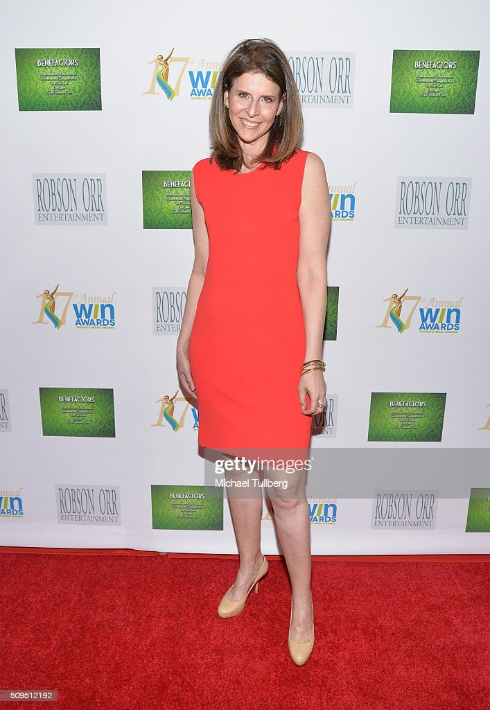 Producer/director Amy Ziering attends the 17th Annual Women's Image Awards at Royce Hall UCLA on February 10 2016 in Westwood California