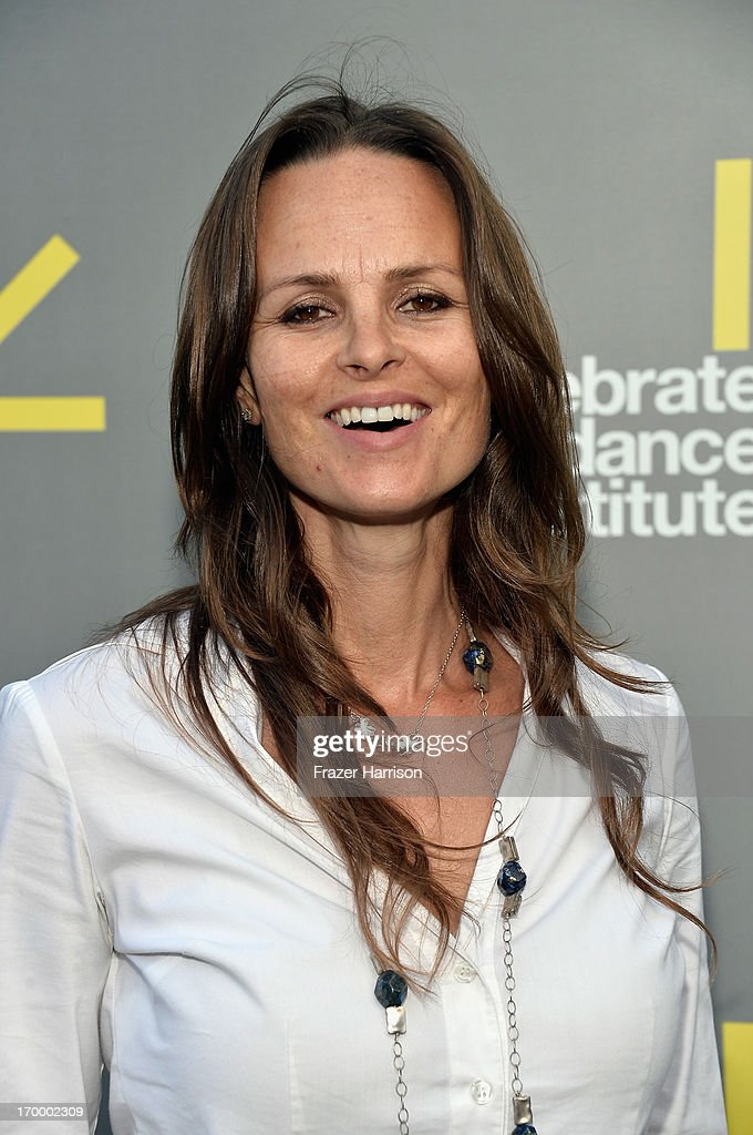 Producer/director and Host Committee/Artist Trustee member Heather Rae attends the 2013 'Celebrate Sundance Institute' Los Angeles Benefit hosted by...