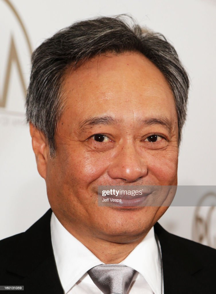 Producer/director Ang Lee arrives at the 24th Annual Producers Guild Awards held at The Beverly Hilton Hotel on January 26, 2013 in Beverly Hills, California.