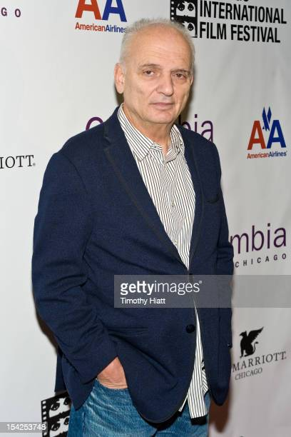 Producer/Director David Chase attends the 'Not Fade Away' premiere during the 48th Chicago International Film Festival at the AMC River East 21 movie...