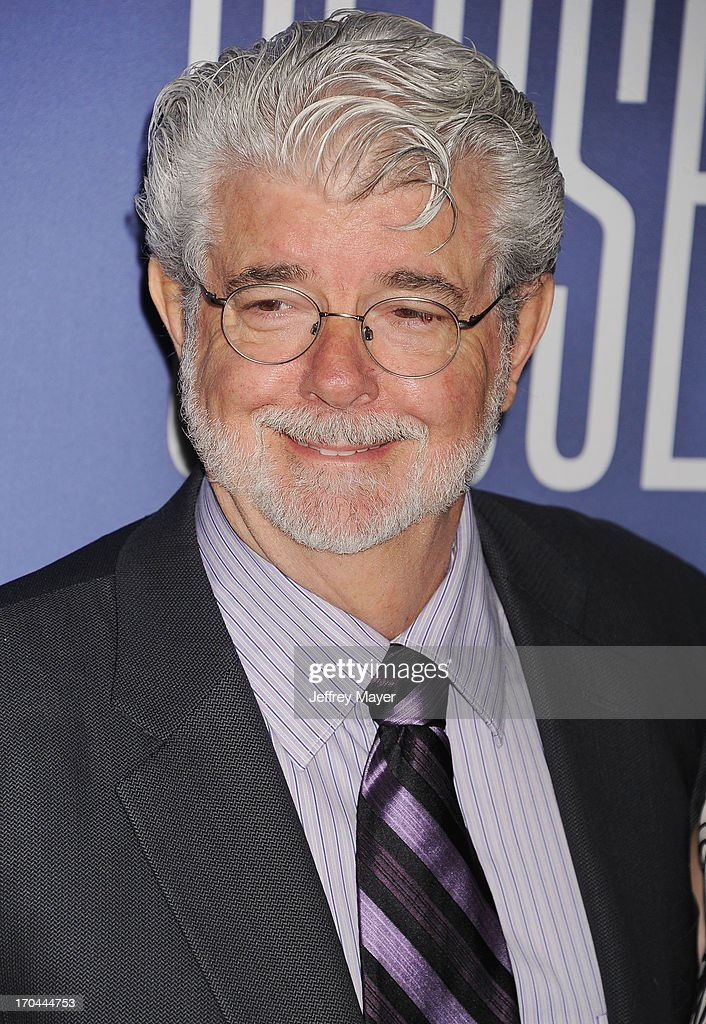 Producer/director George Lucas attends Women In Film's 2013 Crystal + Lucy Awards at The Beverly Hilton Hotel on June 12, 2013 in Beverly Hills, California.
