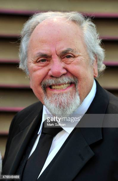 Producer/director George Schlatter attend the 2014 Vanity Fair Oscar Party Hosted By Graydon Carter on March 2 2014 in West Hollywood California