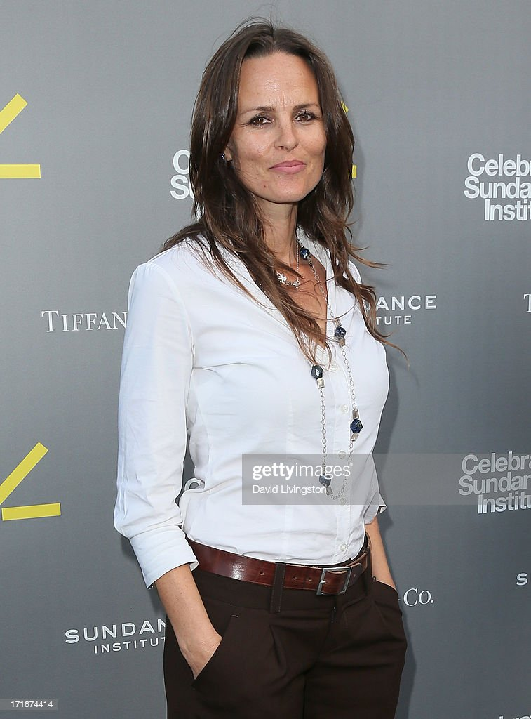Producer/director Heather Rae attends the 3rd Annual Celebrate Sundance Institute Los Angeles Benefit at The Lot on June 5 2013 in West Hollywood...