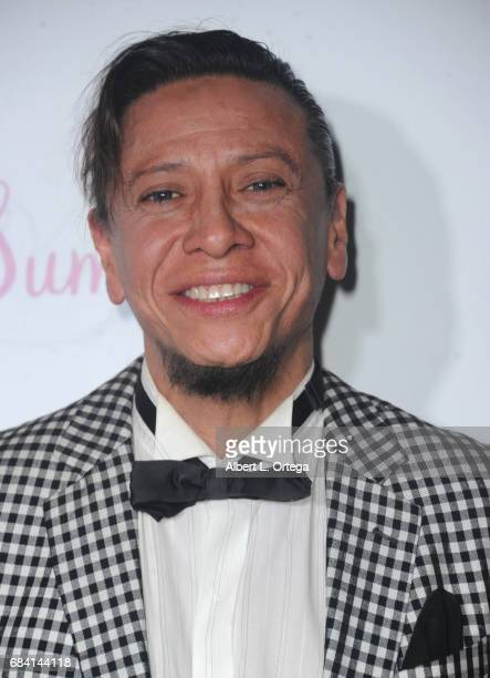 Producer/director Javier Ortiz at Sai Suman's Official Hollywood Runway Fashion Show held at Sofitel Hotel on April 11 2017 in Los Angeles California
