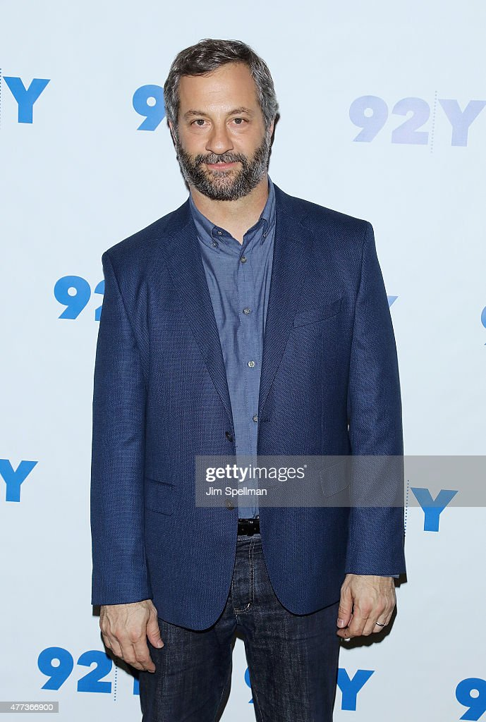 92nd Street Y Presents An Evening With Judd Apatow And Ira Glass