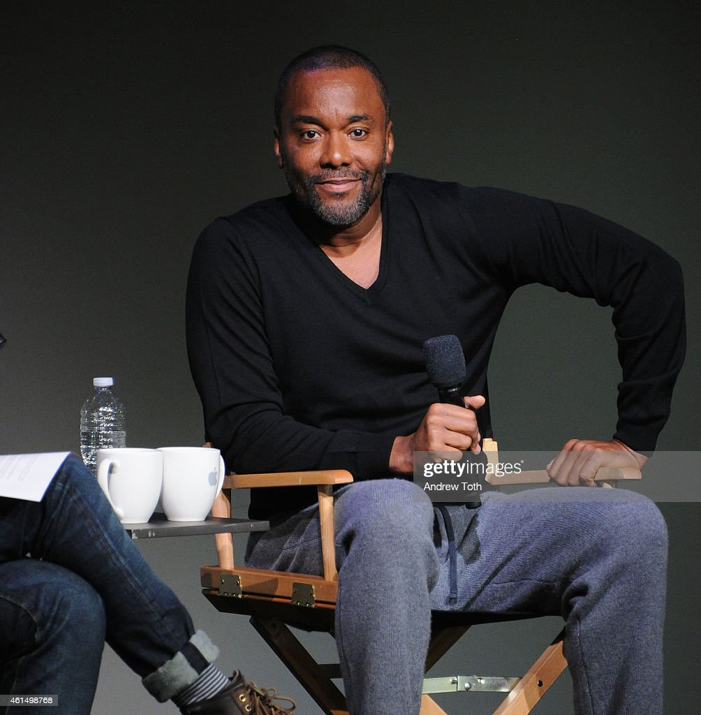 Producer/director Lee Daniels attends Apple Store Soho presents Meet The Creator Lee Daniels 'Empire' at Apple Store Soho on January 13 2015 in New...
