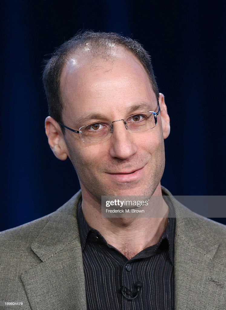Producer/Director Peter Yost of 'Rise of the Drones' speaks onstage during the PBS portion of the 2013 Winter Television Critics Association Press Tour at the Langham Huntington Hotel & Spa on January 14, 2013 in Pasadena, California.