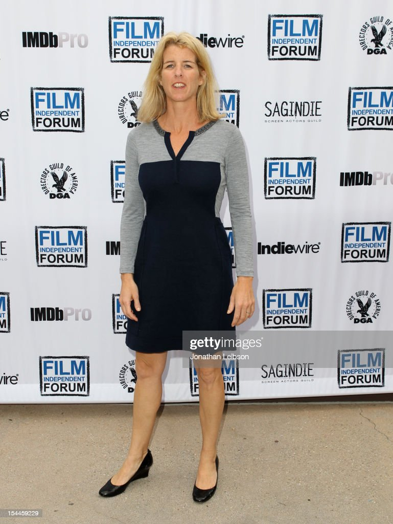 Producer/Director Rory Kennedy attends the Film Independent Film Forum at Directors Guild of America on October 20, 2012 in Los Angeles, California.