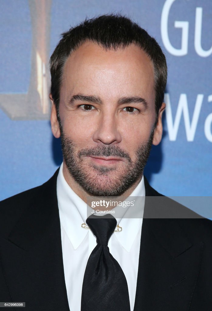 Producer/Director Tom Ford attends the 2017 Writers Guild Awards L.A. Ceremony at The Beverly Hilton Hotel on February 19, 2017 in Beverly Hills, California.
