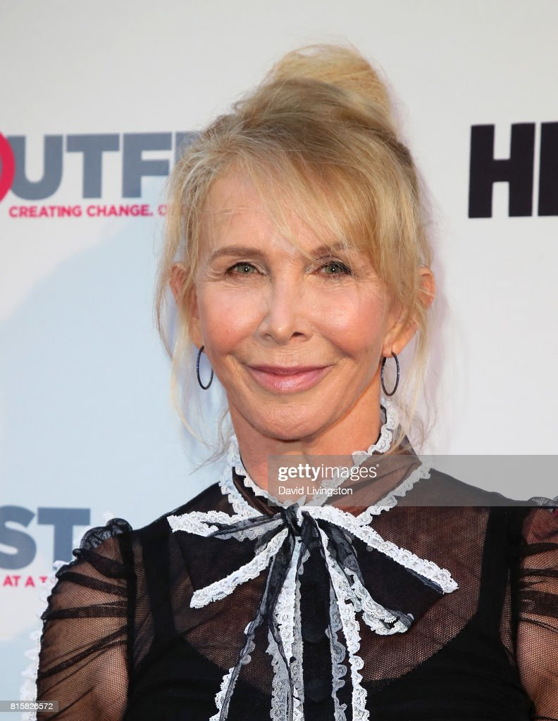 Producer/director Trudie Styler attends the 2017 Outfest Los Angeles LGBT Film Festival closing night gala screening of 'Freak Show' at The Theatre at Ace Hotel on July 16, 2017 in Los Angeles, California.