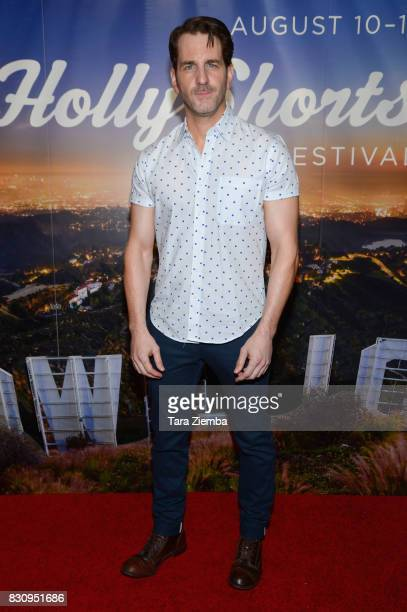 Producer/director/actor Aaron Abrams attends the Primetime Short Films series during the 2017 HollyShorts Film Festival at TCL Chinese 6 Theatres on...