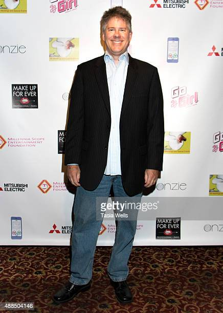 Producer/Director/Writer Graeme Finlayson arrives at Premiere Party For 'Liv Out Loud' at Akbar on September 14 2015 in Los Angeles California