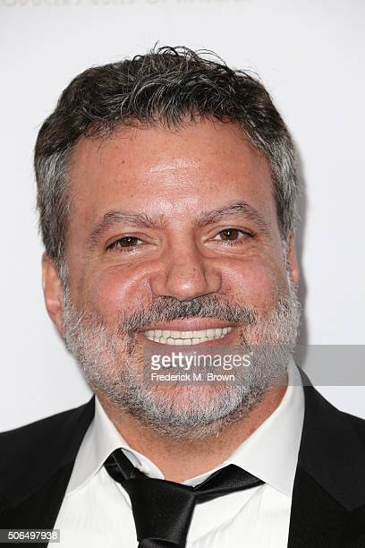 Producers Guild Of America Chair Michael De Luca attends 27th Annual Producers Guild Of America Awards at the Hyatt Regency Century Plaza on January...