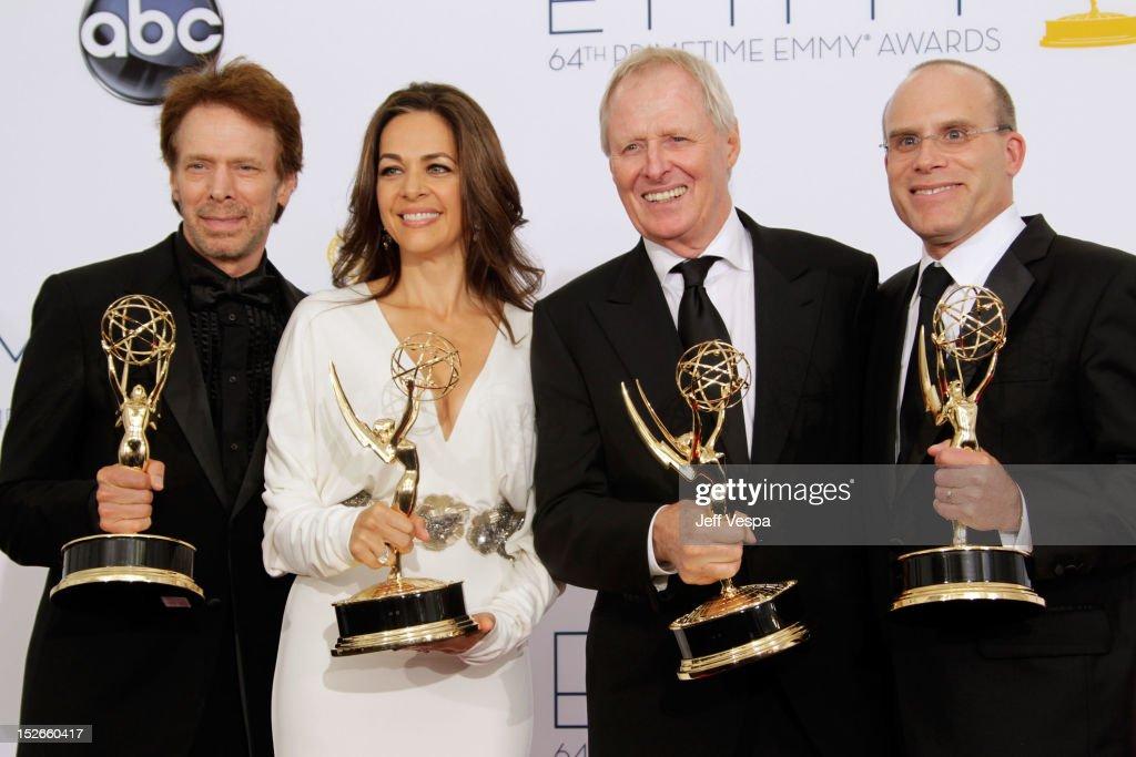 64th Primetime Emmy Awards - Press Room