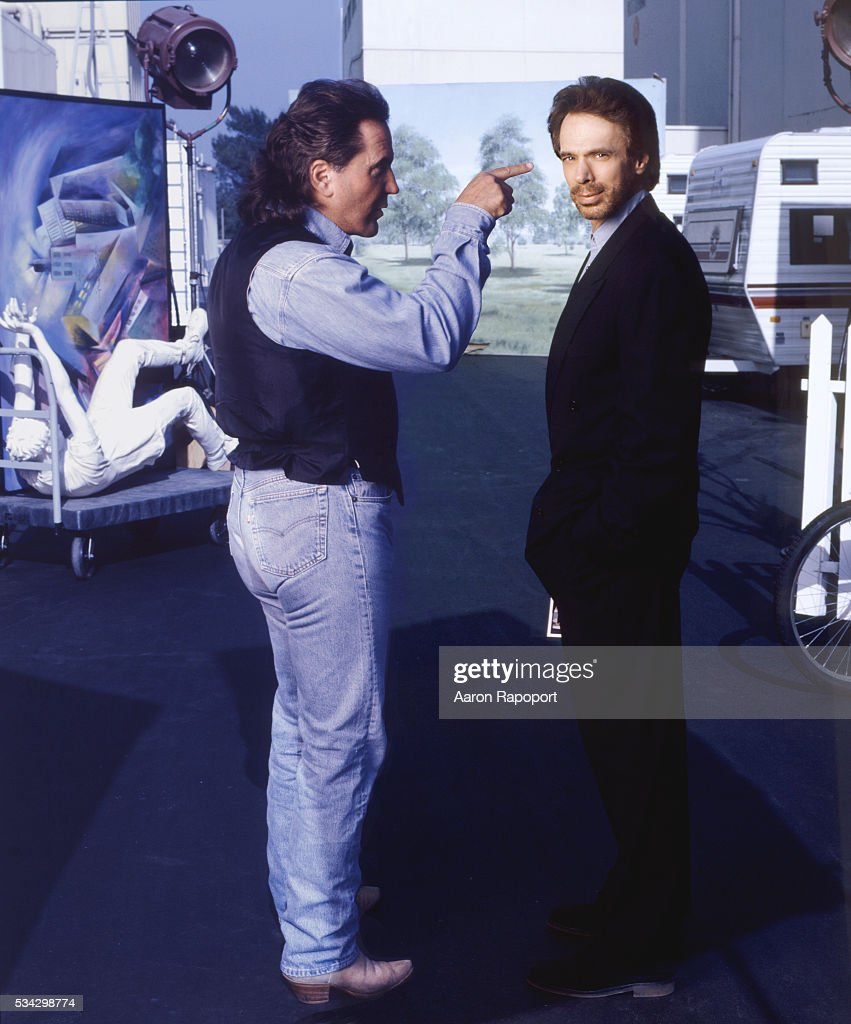 Producers Jerry Simpson and <a gi-track='captionPersonalityLinkClicked' href=/galleries/search?phrase=Jerry+Bruckheimer&family=editorial&specificpeople=203316 ng-click='$event.stopPropagation()'>Jerry Bruckheimer</a>