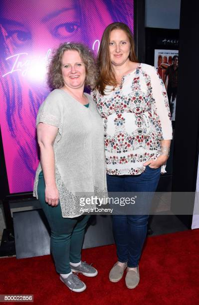 Producers Jhennifer Webberley and Jen Prince attend the Closing Night Screening of 'Ingrid Goes West' during the 2017 Los Angeles Film Festival at...